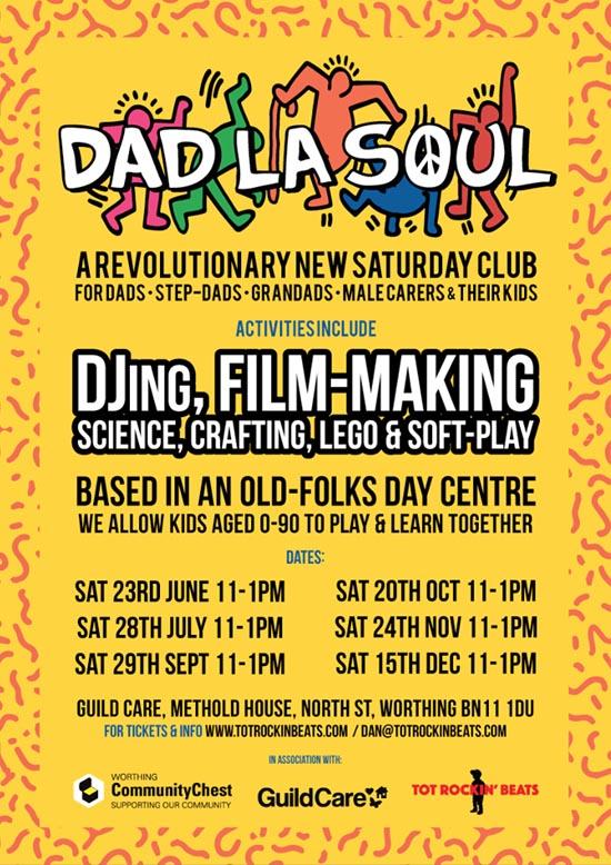 Dad La Soul | Dads Play Date